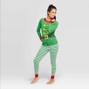 Women's Holiday Elf Pajama Set - Wondershop